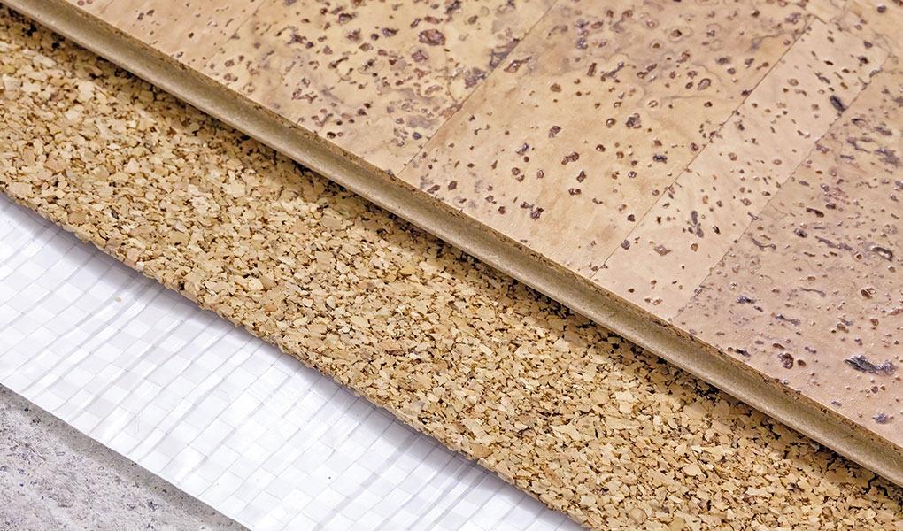 Ridgewood Cork Flooring Installation